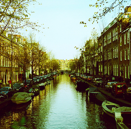 allthingseurope:  Amsterdam (by chrisdigsdesign)