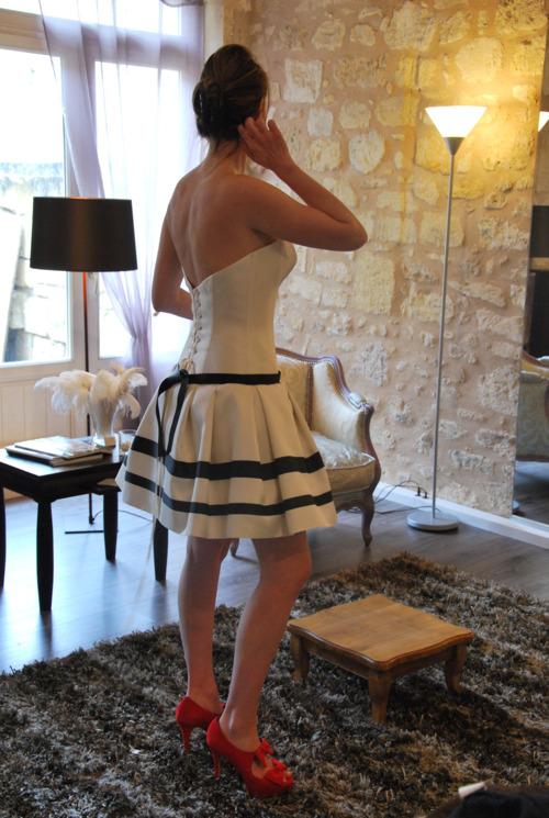 Créateurs de robes de mariée à Bordeaux