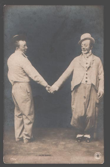 CIRCUS Actors (via eBay)
