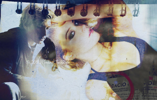 Programa : Adobe Photoshop Cs3Montaje: Mini.ma7• Alex Pettyfer & Amber Heard