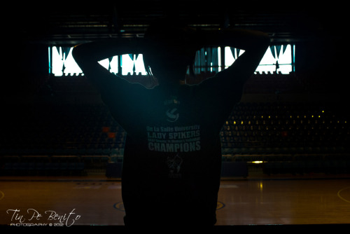 When a Door Closes, a Window Opens. 4-time UAAP Champion, UAAP Back to Back Finals MVP - Capt. Cha Cruz of the DLSU Lady Spikers. Photographed by:http://tinpebenito.tumblr.com/https://twitter.com/tinpebenito