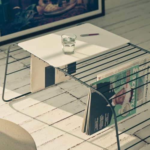 decordiaries:  Marc Coffee Table by Gauzak