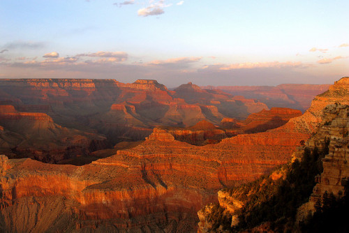 Grand Canyon Sunset by anadelmann on Flickr. Arizona.