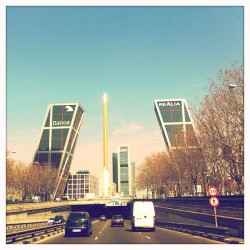 #madrid #iphoneography  (Taken with instagram)