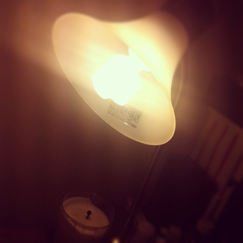 Late night #listeningto nada. #febphotoaday  (Taken with instagram)