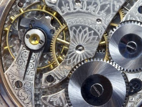 the beauty of gears….