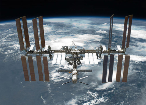 Stolen NASA Laptop Had Space Station Control Code NASA had 5,408 computer security lapses in 2010 and 2011, including the  March 2011 loss of a laptop computer that contained algorithms used to  command and control the International Space Station (ISS), the agency's  inspector general told Congress Wednesday. keep reading Image: International Space Station Credit: NASA