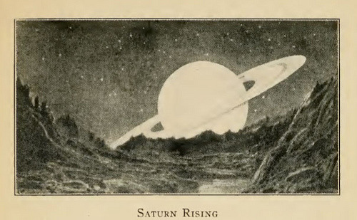 arrow-and-oracle:  Saturn Rising.