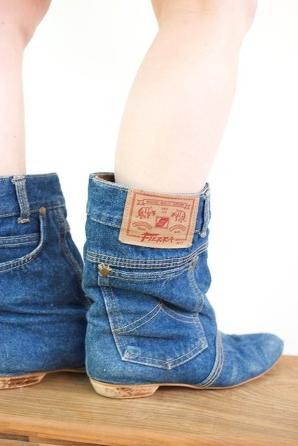 When you're ready to take your Canadian Tuxedo to the next level, these will be waiting. Submitted by Linnzi, eh