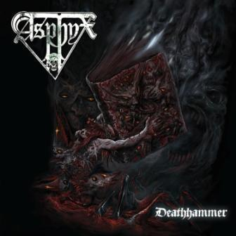 "ASPHYX streams new album, ""Deathhammer"", on Decibel.com"