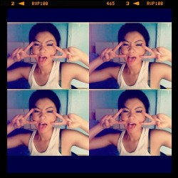 March1: Epic Asian Poses #asian#pose#asiangirl#punay#lol#belat#bleh#smiley#face#expression#instagood#instagram#ok#summer#webcam#cam#photo (Taken with instagram)
