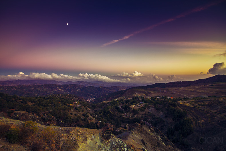 "Wallpaper of the Month: March 2012 ""Mountains"" Troodos, Cyprus 2011 (click on the link icon of the photo above, to download the full resolution 1920x1200px) If you liked this wallpaper, please take a moment to share it with your friends. Licence By downloading and saving this wallpaper, you agree to use this wallpaper only for personal use as a desktop background. Commercial use is prohibited. Wallpaper used as: banners, blog background, social network layout, manipulation, profile picture, avatar, re-uploading on other websites or claiming it as your own is also prohibited. This wallpaper is to be downloaded only from the domain of alexcican.com. All rights reserved by the artist, Alex Cican. Failing to comply with these rules means violating the terms and conditions and could result in prosecution and/or fine."