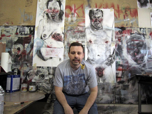 studio shot by C.Kirk Art on Flickr.