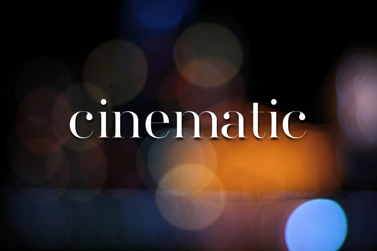 Update! This theme is now available at the Tumblr Theme Garden. Install Cinematic Theme
