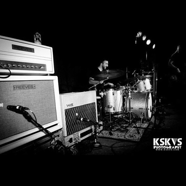 #companyofthieves #cot #drums #amps #cymbals #blackandwhite #bnw #pearlst #jillians #livemusic #albany #upstateny #instagood #instaweb #iger #ig #iphonesia #popular #photooftheday #gmy #nikon #nikond5000 #kskvs #photography #bw #photo  (Taken with instagram)
