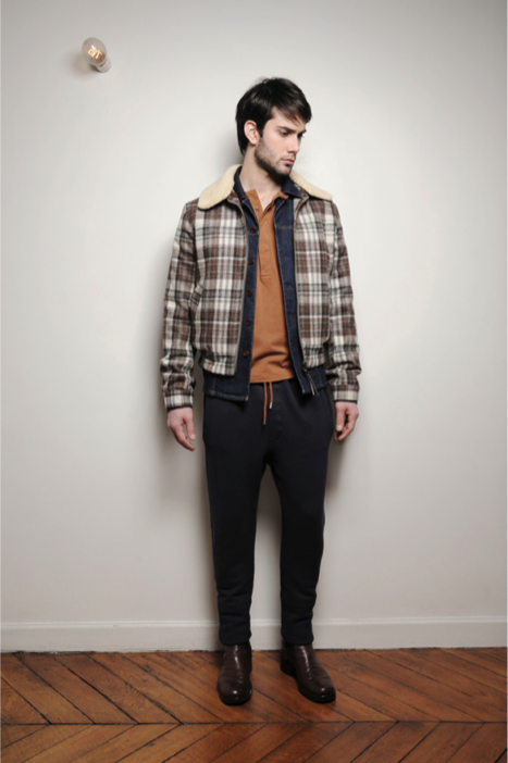 Smith Wykes menswear bainser blog heritage brand