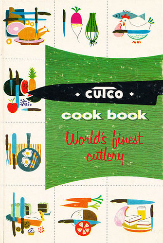 cutco cookbook - 1961 by vintagegoodness on Flickr.