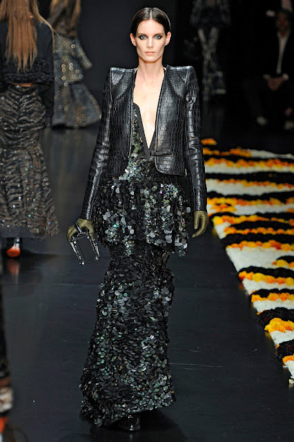 Lovin' this look by Roberto Cavalli.