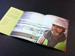 Photography in Print I never knew how much time went into Annual Reports for Companies. Photography: Jesse Orrico Design:  Linda Mass