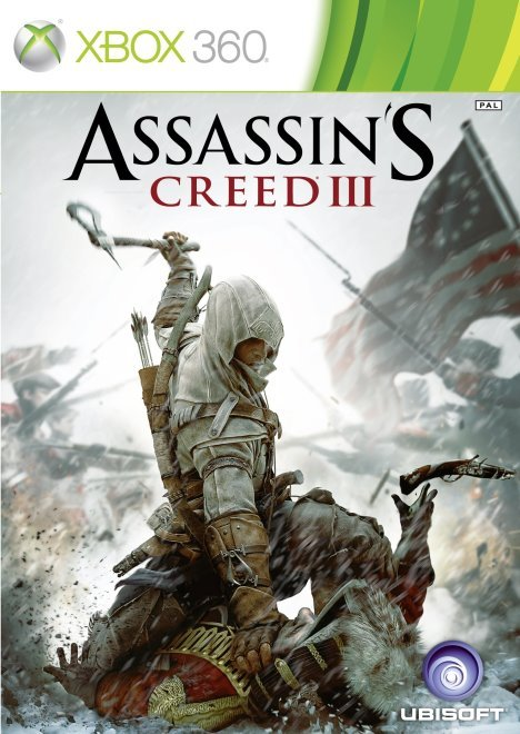 Official Assassin's Creed III Boxart