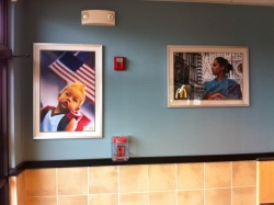 Photography in Print McDonalds is a great company to work for.  I had the privilege of having a free hand to photograph and design for McD's