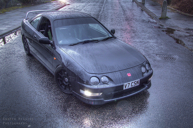 Integra Type R on Flickr.