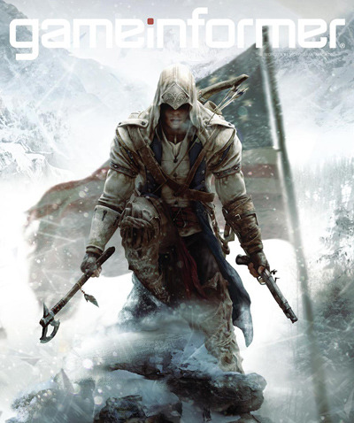 rocketship75:  Assassin's Creed III. I fully support the move to an American Revolution setting.  I can't find my pants