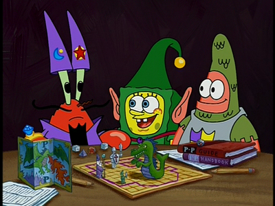 weneedprayer:  ART THOU FEELING IT NOW MR.KRABS?