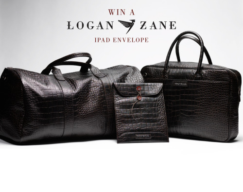 "loganzane:  ENTER TO WIN !!!!!! REBLOG this PHOTO and FOLLOW us for a chance to win ! We truly appreciate our Tumblr community. To show our love, we will randomly select one of our Tumblr followers to receive a free LOGAN ZANE ""Mulberry Ipad envelope"". Your name could be chosen on March 14th. If you don't win this month's drawing, no worries…we will be giving away special limited edition items for the next 3 months. Thanks again, Logan Zane"