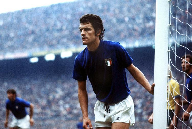 Fabio Capello in his playing days.