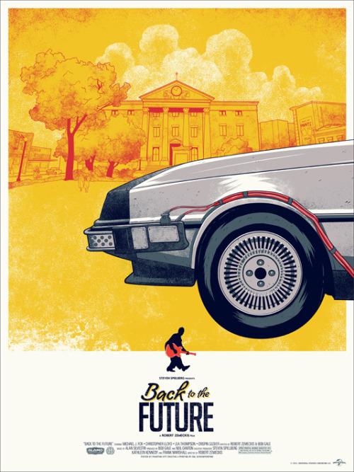 nevver:  Back To The Future, Phantom City Creative
