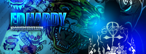 Ed Hardy 1 Facebook Cover