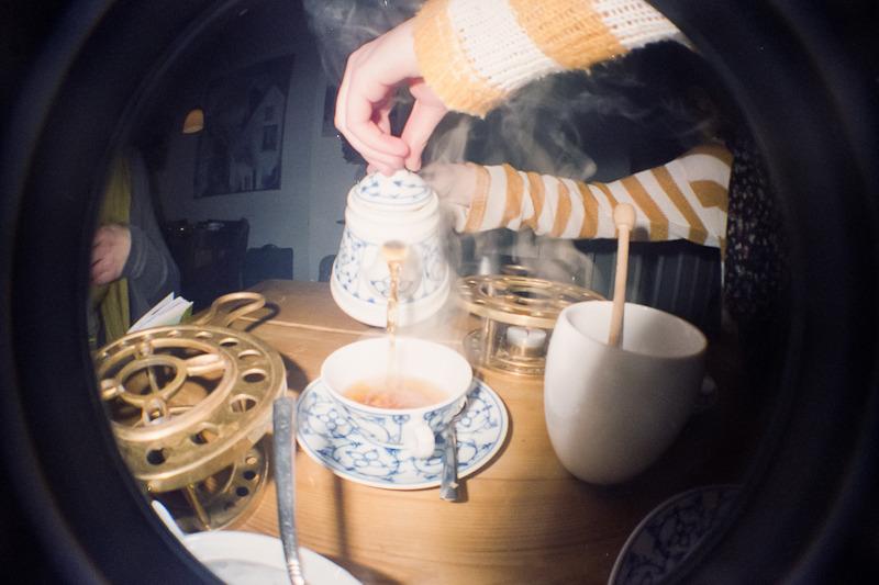 Teetanten.