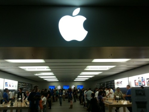 (via Apple Is World's Most Admired Company For Fifth Year In A Row | Cult of Mac)