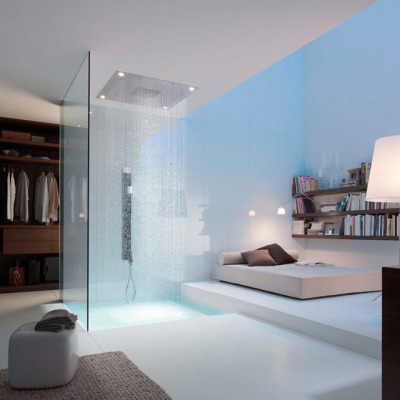 How cool is this?? Axor Shower by Philippe Starck