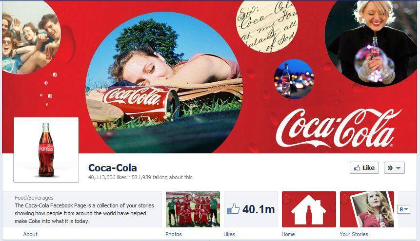Facebook Timeline for brand pages was only announced yesterday, but brands have already showed tremendous innovation in updating their pages. Brand pages, with their big and beautiful cover photos, have the ability to become a detailed scrapbook of a company's past and present. (via 3 Brand Pages with Great Timelines)