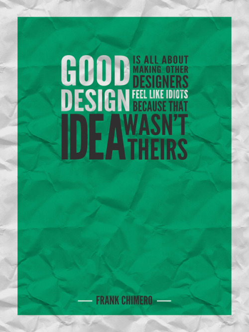 Design quotes on behance…