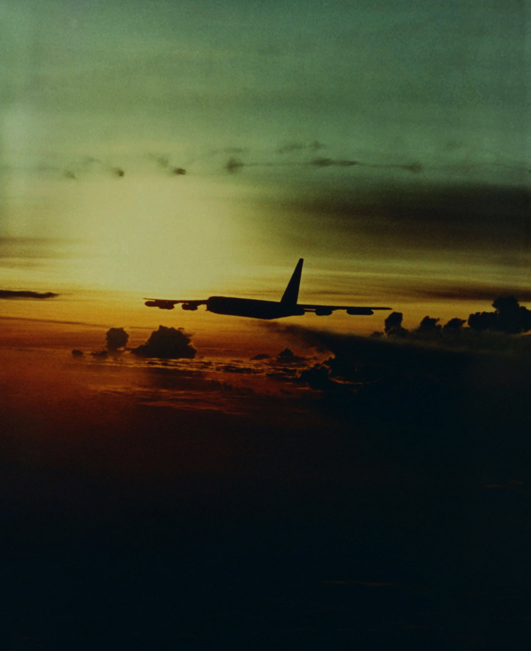 melisaki:  307th Strategic Wing B-52D Operation Linebacker, North Vietnam, 1972