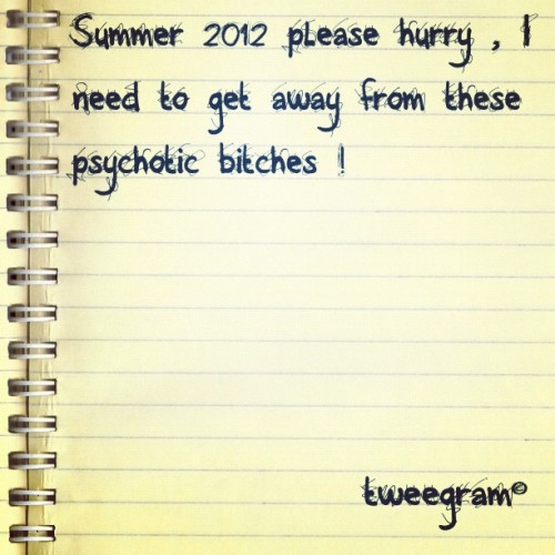 #tweegram #summer2012 (Taken with instagram)