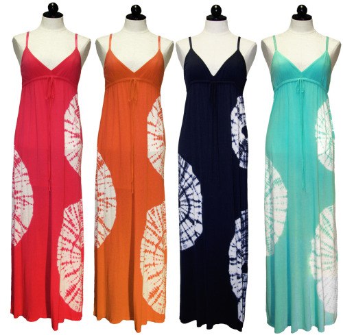 We are in-LOVE with our MAXI DRESSES… perfect for the beach or a night out!