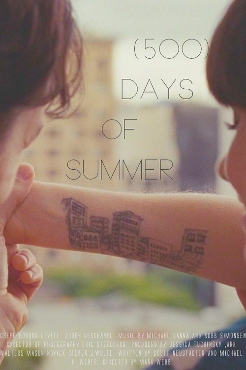 nataliesstyle:  (500) Days of Summer