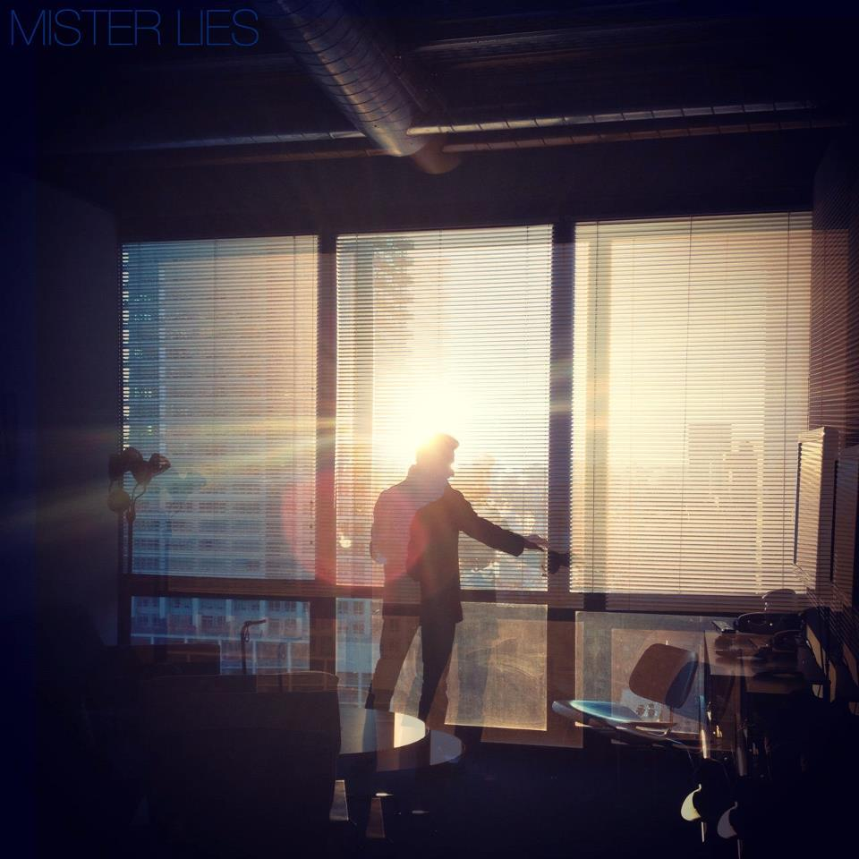 "Mister Lies- ""I Walk""via Mister Lies 