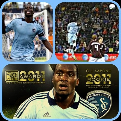 Just a little @BigAfrika88 thing I put together. #SportingKC (Taken with instagram)