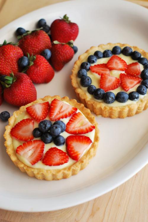 neekaisweird:  Berry Tarts (by fakeginger)