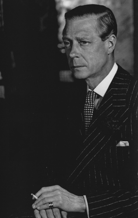 The Duke of Windsor.