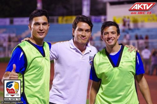 hellyeah-azkals:  Our football over-25 hotties in one picture. Loving it! (c) Mark Dimalanta via UFL