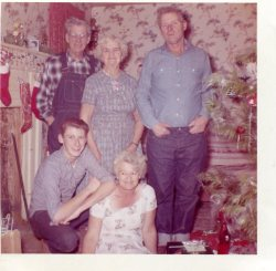 Old Family Photo… I was only blessed to meet two out of these 5.
