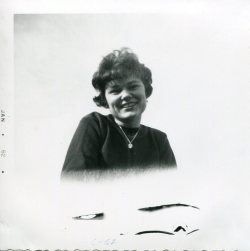My Grandmother was beautiful, still is. :)