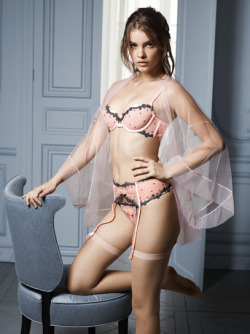 Barbara Palvin for Victoria Secret I want to marry her….
