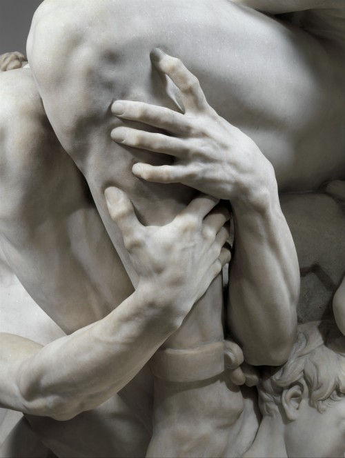Jean-Baptiste Carpeaux, Ugolino and his Sons, 1865–67, after a composition modeled in Rome c1860–61